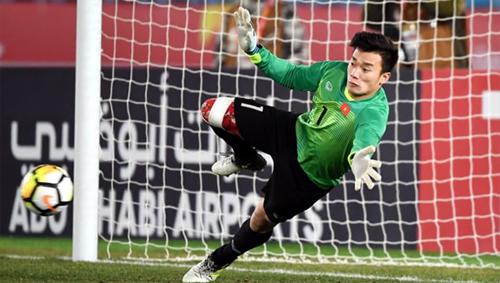 Tiến Dũng sau chiến tích giành HC bạc giải U23 châu Á vướng vào lùm xùm liên quan tới việc ký hợp đồng kiếm tiền. Ảnh:AFC.