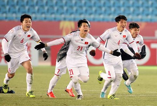 U23 Việt Nam gây sốc khi lọt tới chung kết giải U23 châu Á.