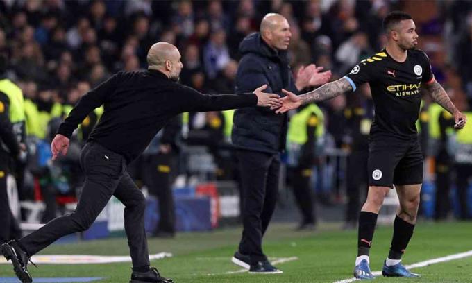 Thất bại dưới tay Man City ngay trên sân nhà trước khi đại dịch bùng phát đang đặt Zidane trước thử thách lớn nhất sự nghiệp cầm quân.