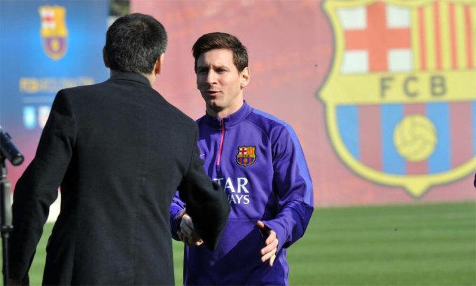 Cầu thủ biểu tượng của CLB, Messi gần đây liên tiếp công khai bất bình với Bartomeu và ban lãnh đạo.