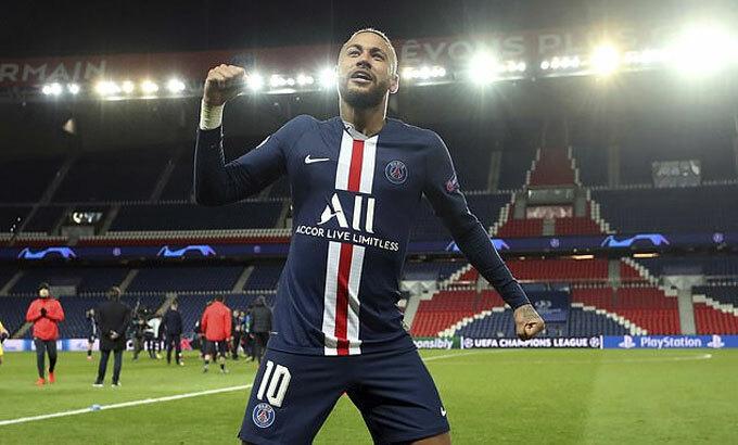 PSG hứa tăng lương cho Neymar