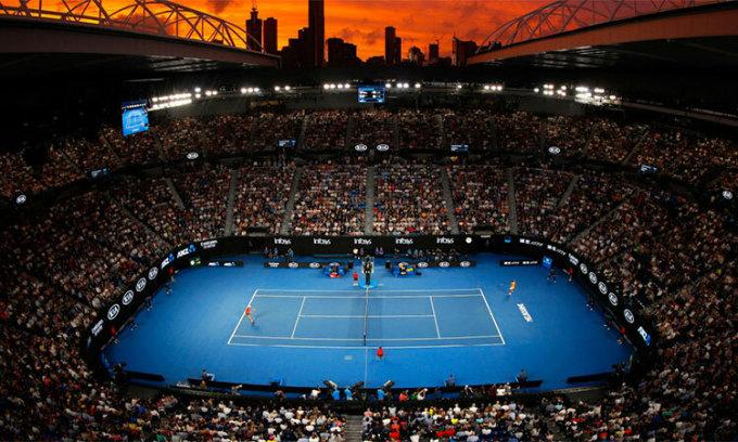 US Open là một trong những sự kiện thể thao lớn còn lại trong năm 2020.