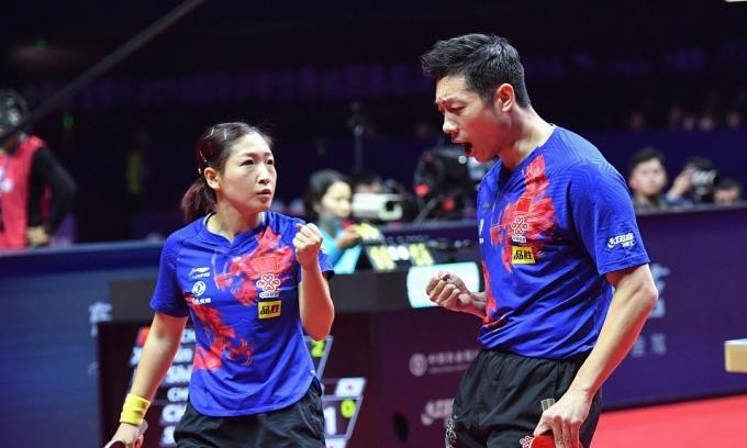 Hứa Hân - nghệ sĩ vợt dọc của bóng bàn Trung Quốc