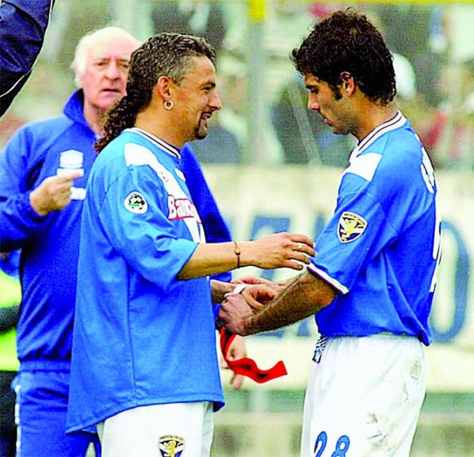 Pep Guardiola và hai năm tôi luyện ở Serie A