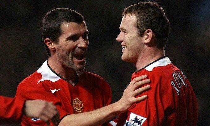 Keane thừa nhận không hợp với các cầu thủ của thế hệ sau như Rooney. Ảnh: Reuters.