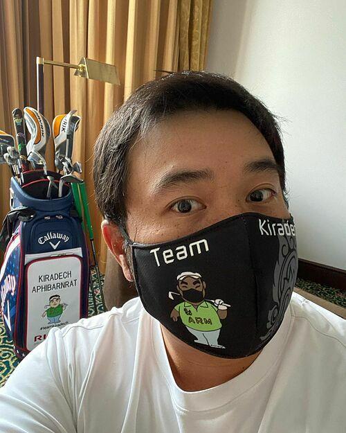 Chuyến về quê vất vả của golfer Thái Lan