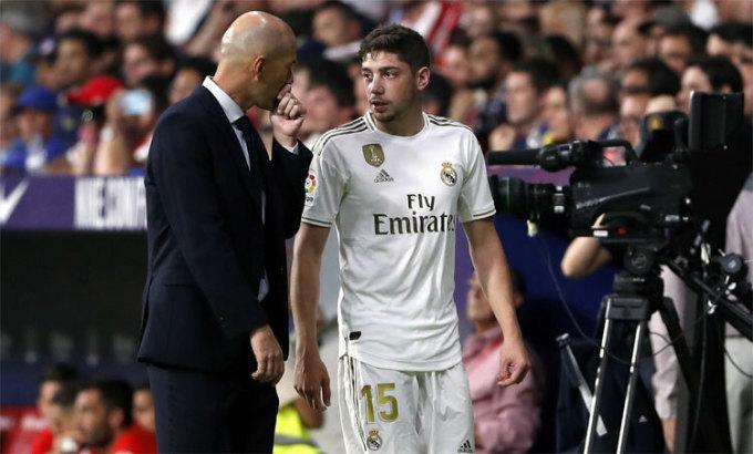 Sao mới của Real được so sánh với Zidane, Boban