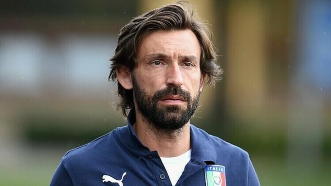 Pirlo khoác áo Italy 116 trận, ghi 13 bàn. Ảnh: CDS.