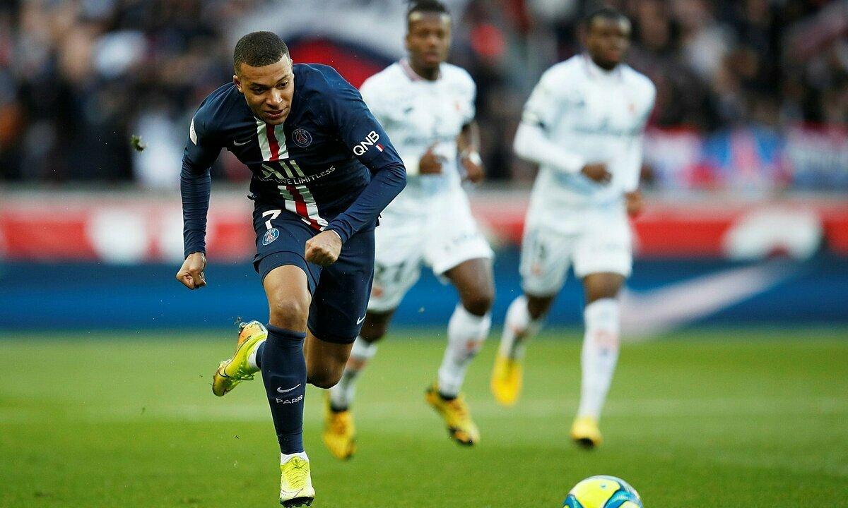 Wenger: 'Mbappe chỉ kém Ronaldo, Messi' - VnExpress