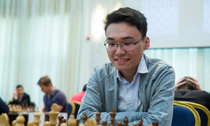 Dư Ương Y góp công lớn giúp Trung Quốc vô địch FIDE Nations Cup. Ảnh: Chess.com.