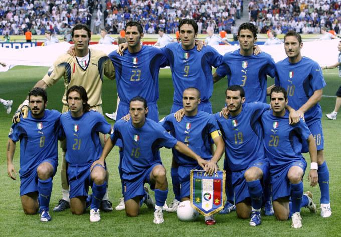 Italy của Lippi ở World Cup 2006 không có những cầu thủ hay nhất Italy thời ấy, nhưng là những con người mà ông tin tưởng cho chiến dịch chinh phục cúp vàng.