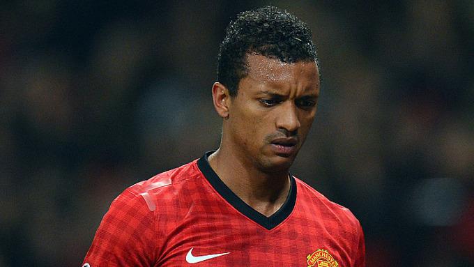 Nani từng chịu áp lực lớn tại Man Utd, một phần vì bị so sánh với Cristiano Ronaldo. Ảnh: ZB.