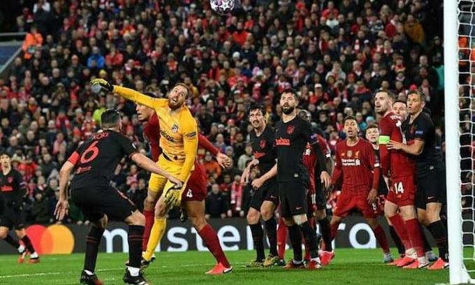 Champions League có thể chỉ đá một lượt