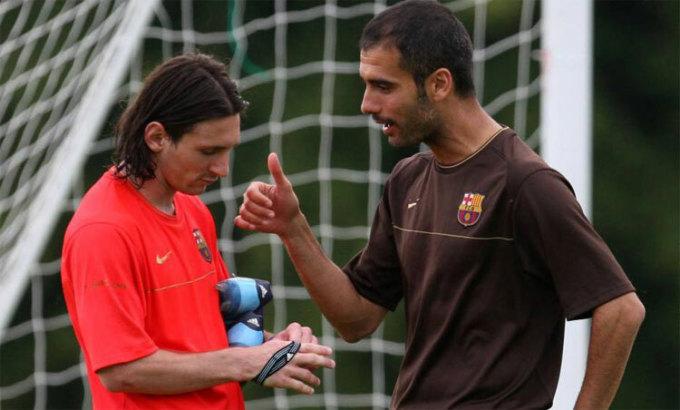 Guardiola chỉ là lựa chọn thứ hai của Barca năm 2008