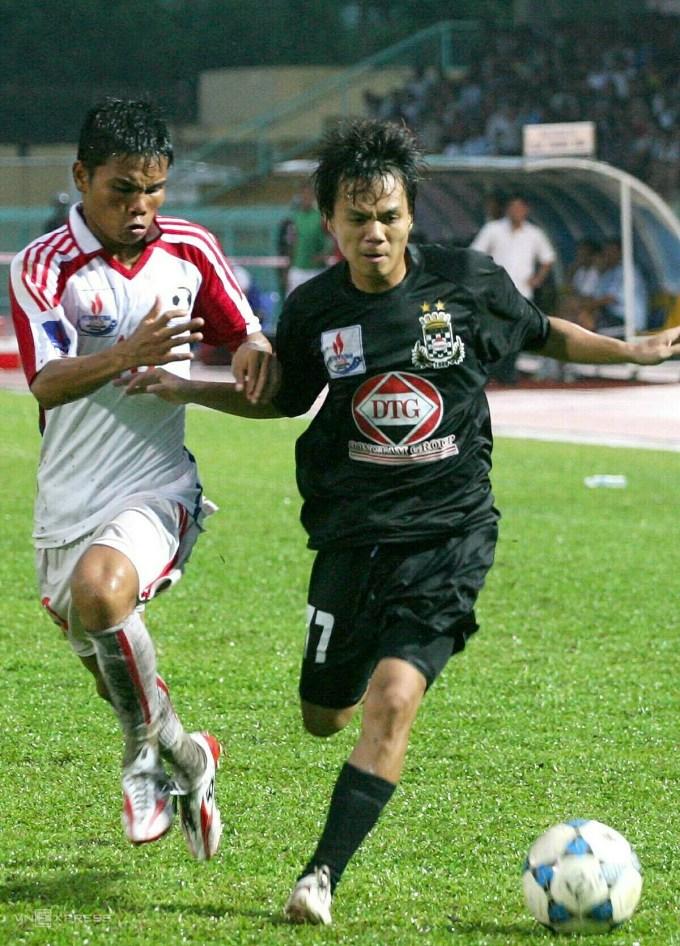 Cựu cầu thủ Đồng Tâm Long An qua đời