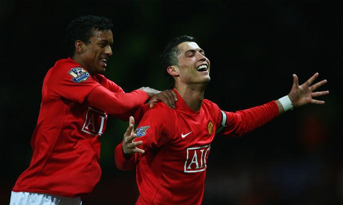 Ronaldo hết ham muốn ở lại Man Utd sau sáu năm gắn bó. Ảnh: Reuters.