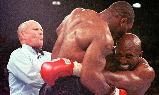 Trận Tyson - Holyfield không phân thắng bại