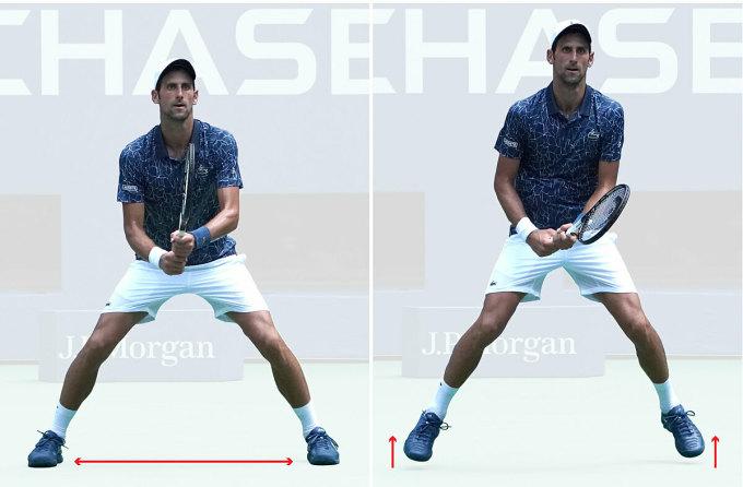 Djokovic và nghệ thuật trả giao bóng
