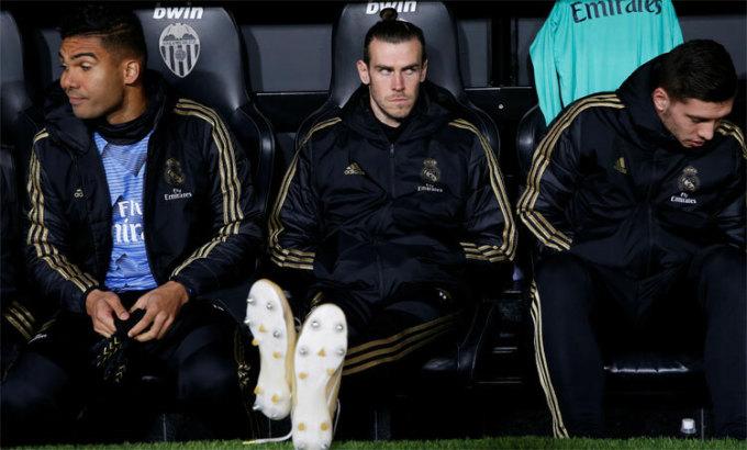 Zidane thay cầu thủ ít nhất La Liga