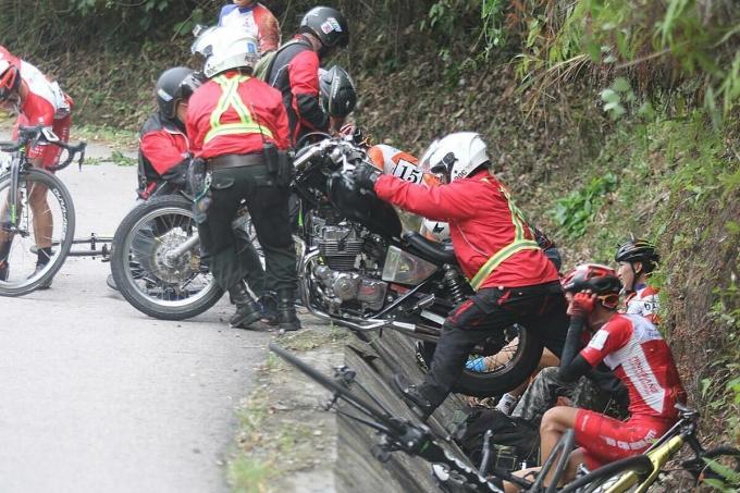 Nhiều tay đua gặp nạn ở chặng sáu Cup Truyền hình