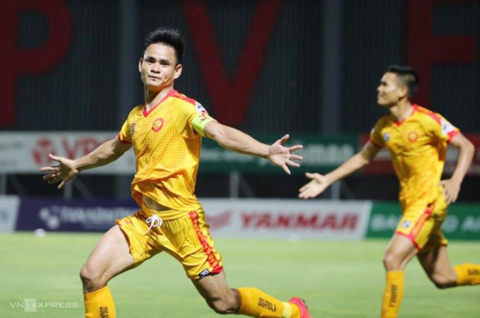 Thanh Hoá đi tiếp ở Cup Quốc gia