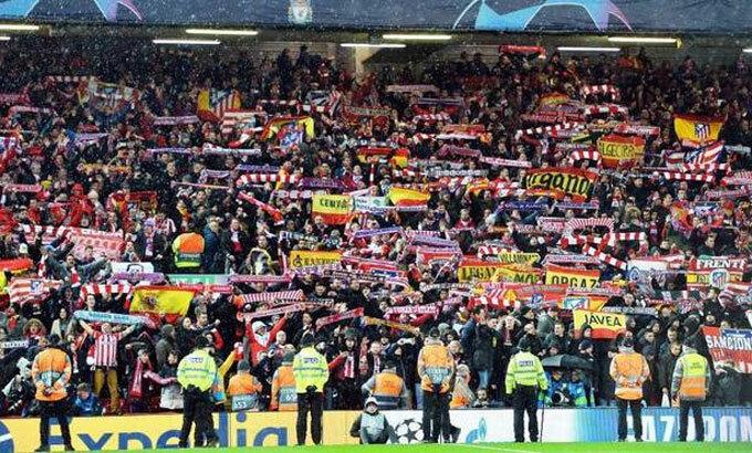 Trận Liverpool - Atletico khiến