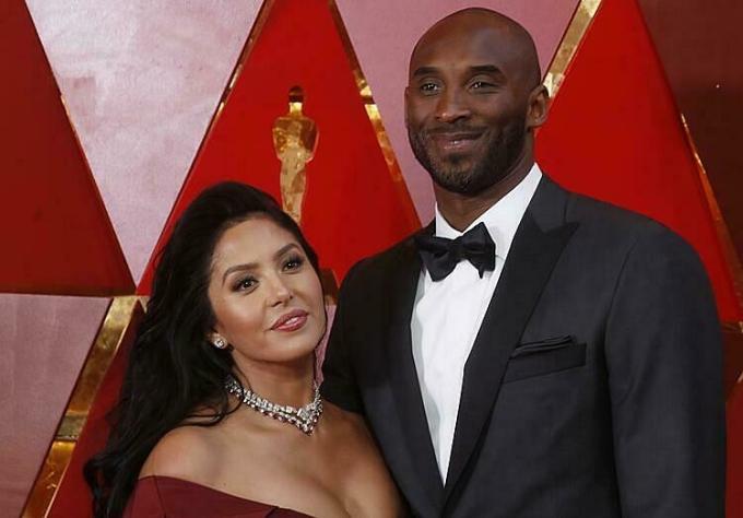 Vợ Kobe Bryant thừa kế 200 triệu USD từ chồng