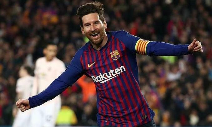 Messi từng bày tỏ nỗi phiền muộn khi bóng đá không có khán giả. Ảnh: Reuters.