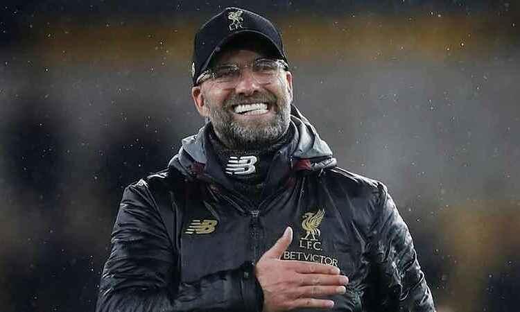 Klopp hứa sẽ diễu hành nếu Liverpool vô địch