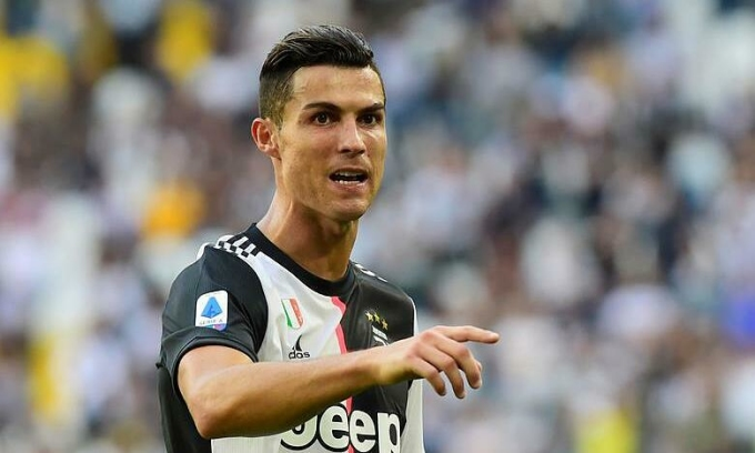 Ronaldo có thể đóng những phim hành động Hollywood trong tương lai. Ảnh: Reuters.