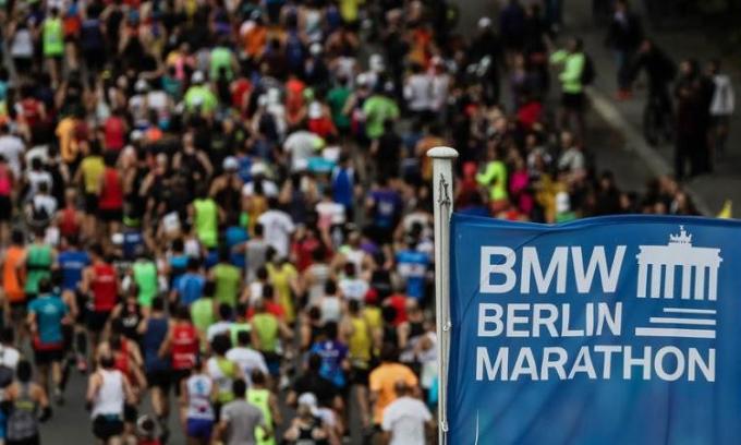 Hủy Berlin Marathon 2020