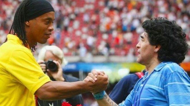Ronaldinho có thể trở lại thi đấu