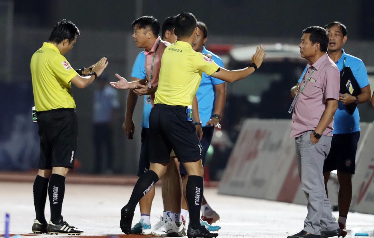 Năm phút cuối kịch tính trận TP HCM - Đà Nẵng