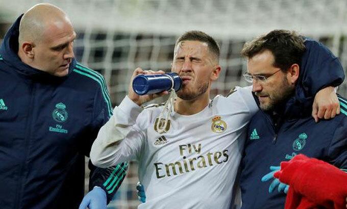 Hazard bị phạm lỗi trung bình 23 phút một lần