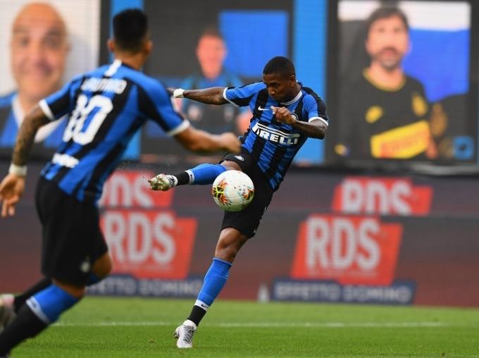 Inter ghi sáu bàn vào lưới Brescia