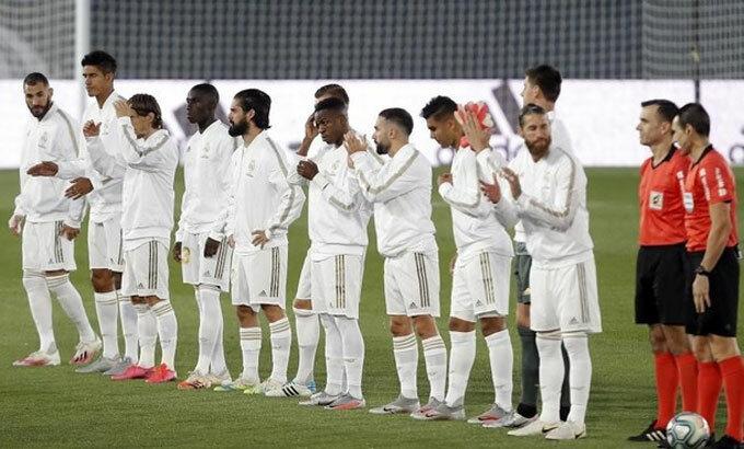 Real cắt thưởng La Liga và Champions League