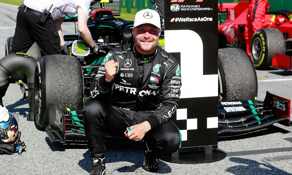 Bottas về nhất GP Áo - VnExpress