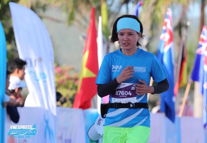 Runner VM Quy Nhơn chia sẻ bí quyết chuẩn bị trước giờ G