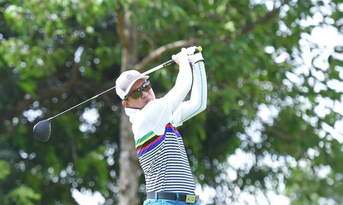Giải pro đầu tiên của làng golf Việt Nam 2020