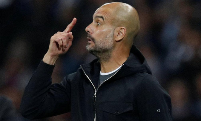 Guardiola lo bị Real loại ở Champions League