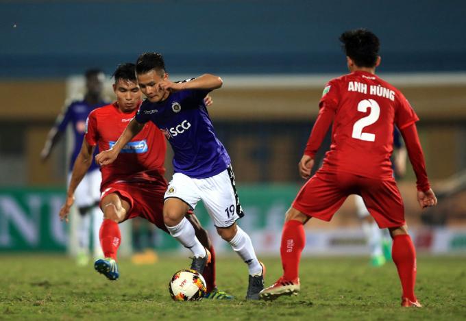 Quang Hải vẫn đang đi tìm bàn thắng đầu tiên tại V-League 2020.