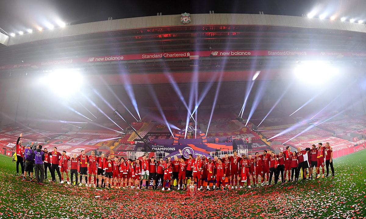 Liverpool và khoảnh khắc 30 năm có một