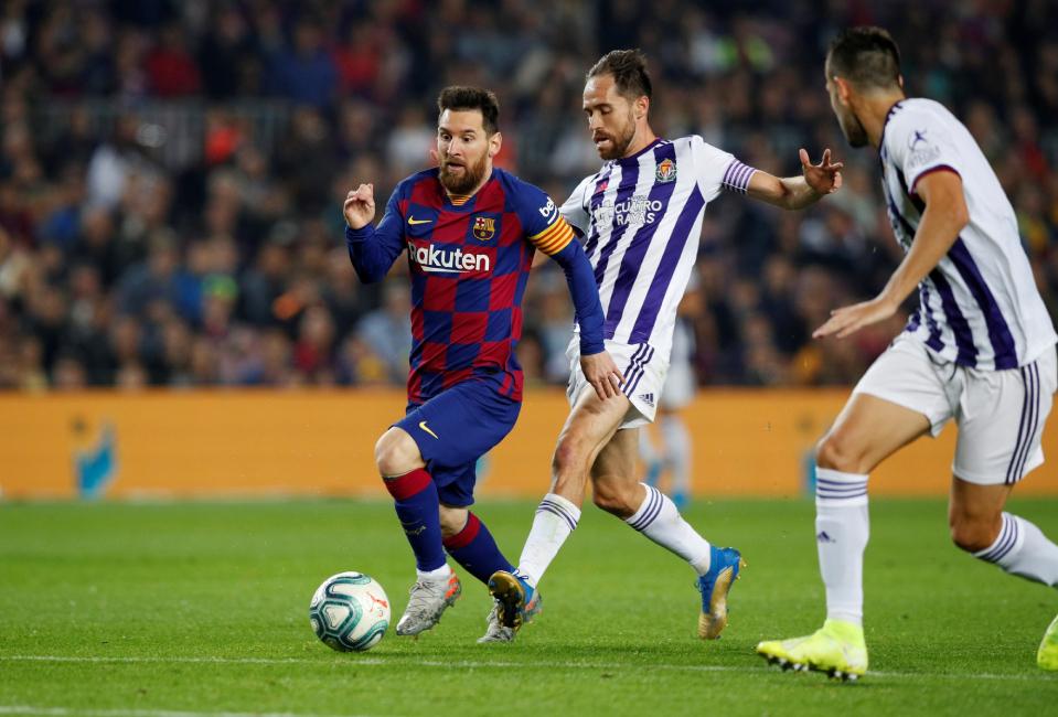 11 kỷ lục bị Messi phá mùa 2019-2020