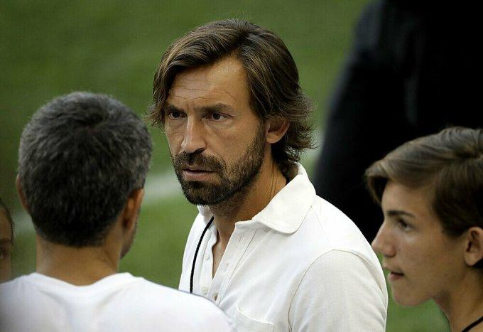 Pirlo (ảnh) được Olivieri đánh giá cao. Ảnh: AP.