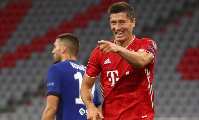 Bayern đang hướng đến danh hiệu thứ sáu. Ảnh: Reuters.