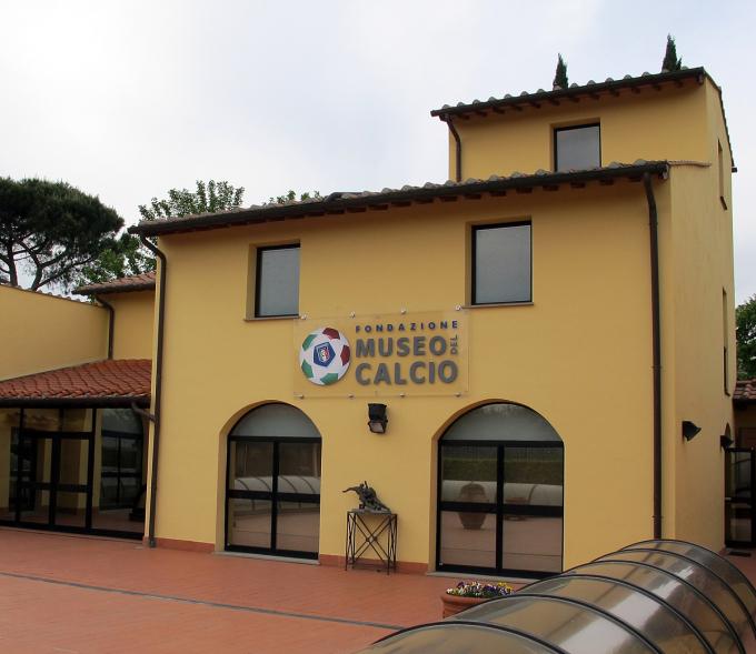 Bảo tàng Museo del Calcio là nơi chứa đựng niềm tự hào của bóng đá Italy, truyền cảm hứng vô bờ bến cho các thế hệ HLV, cầu thủ đến ăn tập, học hành tại Coverciano.