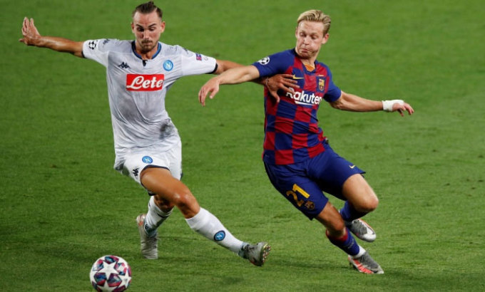 Barca cần sự khôn khéo và sắc bén để đấu với Bayern. Ảnh: Reuters.