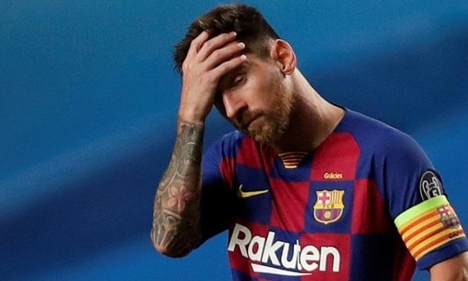 Tin chuyển nhượng 26/8: Barca muốn hơn 260 triệu USD cho Messi