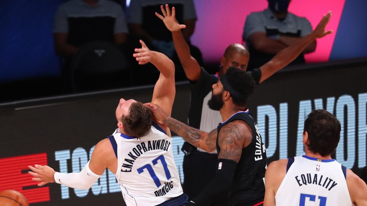 Doncic không cứu nổi Mavericks ở NBA play-off