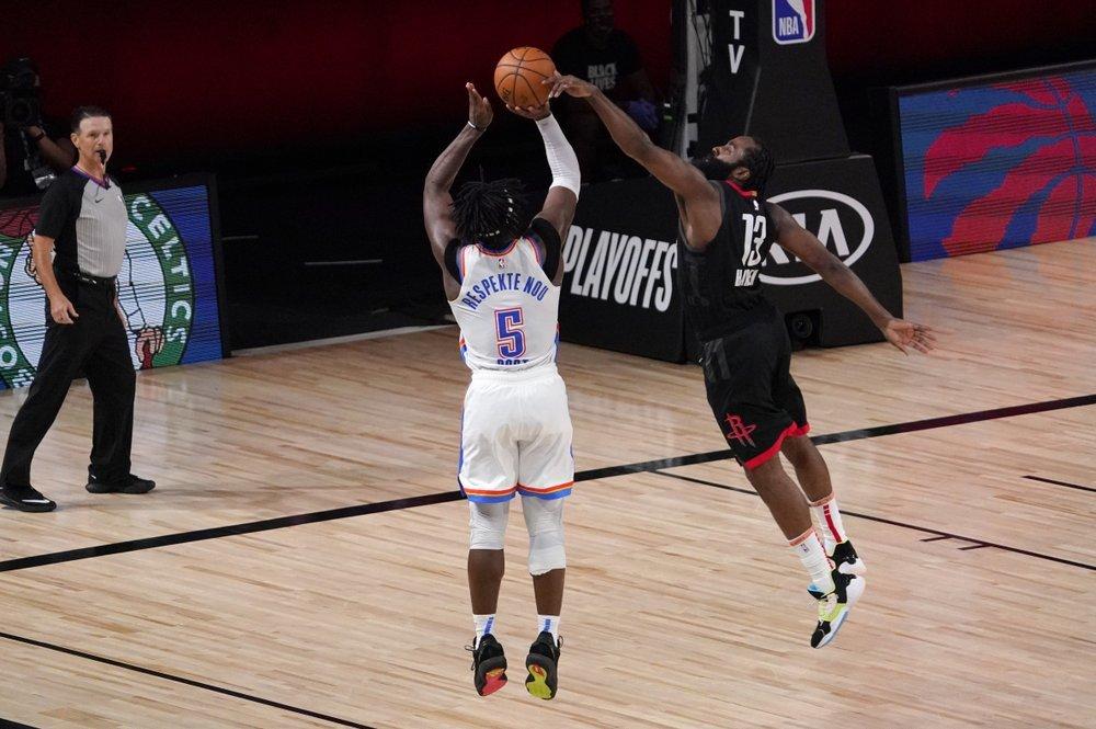 Cái kết kịch tính ở vòng một NBA play-off